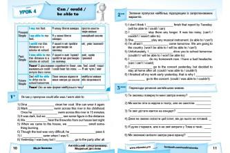 Английский супертренажер Модальные глаголы