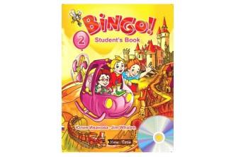 Bingo! Книга для учня. Рівень 2 + CD