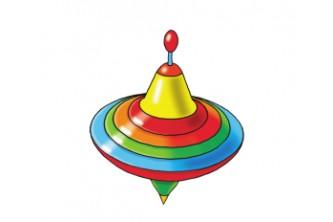 "Комплект обучающих игр к книге Funny Toys из серии ""Natural Start in English"""