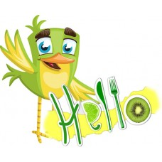 Забавные приветствия и прощания на английском языке для детей